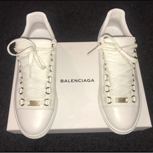 balenciaga sneakers low